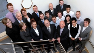 PXtech in Derbyshire have won a Queen's Award