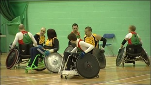Wheelchair Rugby teams