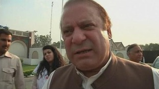 Nawaz Sharif looks set to become Prime Minister for a third time