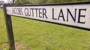 Jacobs Gutter Lane