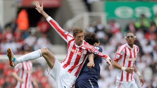 Premier League match report: Stoke 1-2 Tottenham