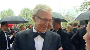Paul O'Grady speaks to ITV News