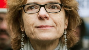 Vicky Pryce, ex-wife of former cabinet minister Chris Huhne.