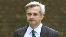 Former Cabinet minister Chris Huhne.