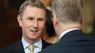 Deputy Speaker of the House of Commons, Nigel Evans