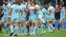 Northampton Saints pulled off a shock win over Saracens