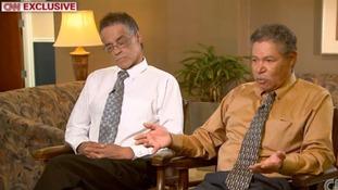 Pedro and Onil Castro