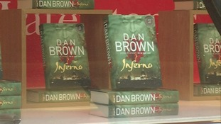 Inferno is Dan Brown's first book in four years.