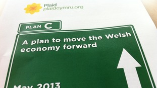 Plaid Cymru's 'Plan C' document