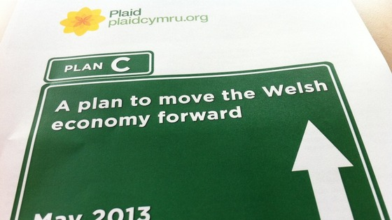 Plaid Cymru's 'Plan C' document