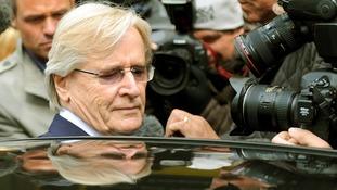 Bill Roach leaves Preston Magistrates' Court