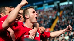 Callum McManaman was named Man of the Match in the FA Cup Final.