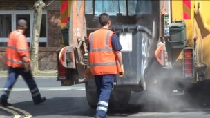 New fortnightly bin collections start in Hull