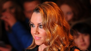 Former Liberty X star Michelle Heaton.