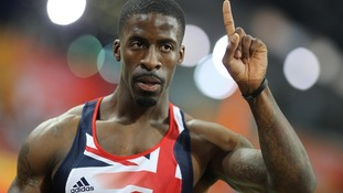 Dwain Chambers 'set' for Olympic return