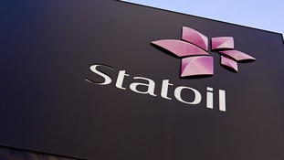 File photo of a Statoil sign.