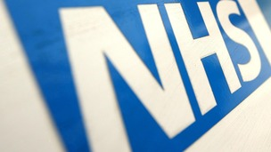 File photo of an NHS sign.