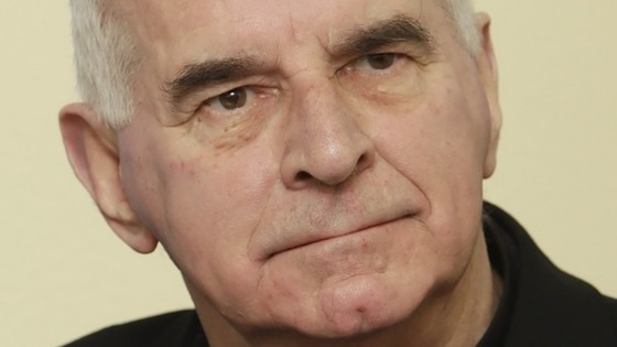 Cardinal Keith O&#x27;Brien, who admitted that his sexual conduct had &#x27;fallen beneath the standards.&#x27;