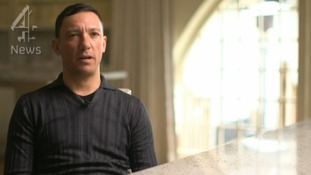 Frankie Dettori 'admits taking cocaine' in TV interview.