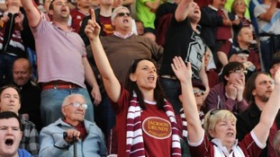 Northampton Town fans will be hoping to finish the season with promotion at Wembley