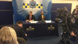 Delaney Brown press conference