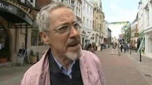 Griff Rhys-Jones joins fight against Suffolk solar park