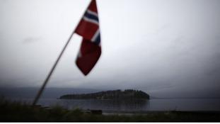 Anders Breivik Utoya island