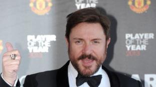 Duran Duran star Simon Le Bon