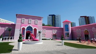 Let's go Barbie: Life-size Dreamhouse to open in Berlin