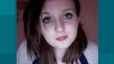 Katie Littlewood, 15, was struck by a train in January 2012