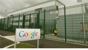 Google's Data centre in Dublin.