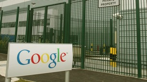 Google&#x27;s Data centre in Dublin.