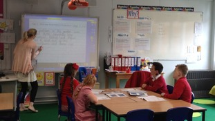 Crays Hill Primary gets top marks from Ofsted.