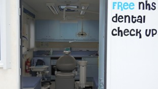Inside dental Tooth Bus