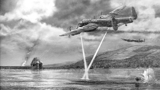Today marks 70 years since the Dambusters Raids during the second world war