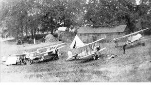 3 Squadron aircraft landing