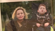 Mum to repay NHS compensation after disabled son's death