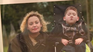 Mum to repay NHS compensation after disabled son&#x27;s death 