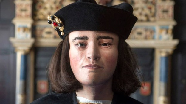 Richard III is going on a tour of the country starting in Leicester