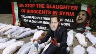 There have been many massacres and executions in Syria.