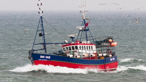 Fishing vessel Royal Sovereign