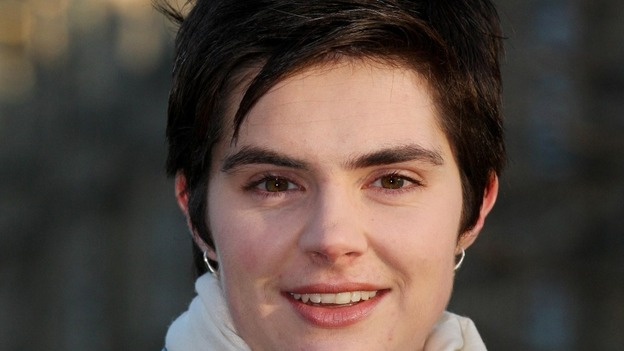 Chloe Smith, Member of Parliament for Norwich North, running &#x27;Race for Life&#x27;