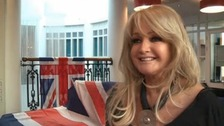 Eurovision build up: Bonnie Tyler at 50/1 to win