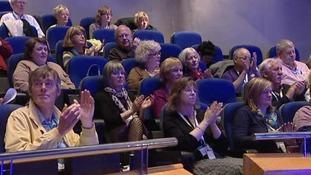 NAHT union conference in Birmingham