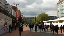 Cobblers at Wembley