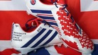 Beckham sponsor tweets picture of special boots