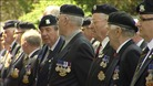 War veterans parade through Exeter