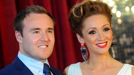Alan Halsall, who plays Tyrone Dobbs on Coronation Street, won the Best Actor award.