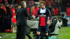 David Beckham retires after winning last home game