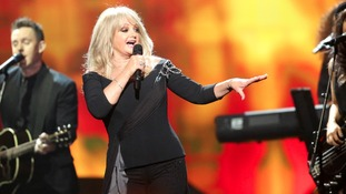 Bonnie Tyler: 'I did the best I could at Eurovision'